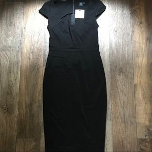NWT ASOS Fitted Sheath Dress